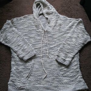 Sweaters - Cozy sweater with hoodie!